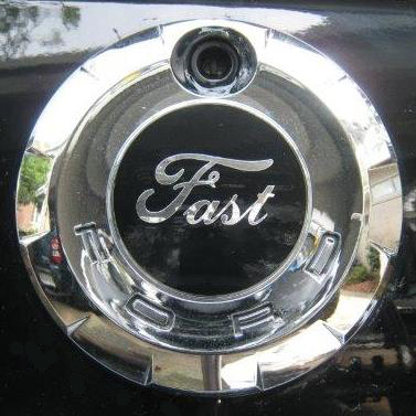 05 09 mustang 39 fast 39 badge overlay gt v6 gt500 shelby 060708 perfectly cut ebay. Black Bedroom Furniture Sets. Home Design Ideas